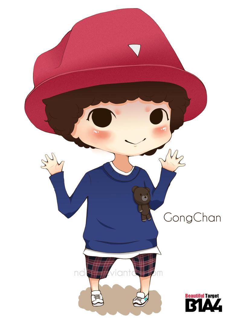Beautiful Target - Gongchan by  B1a4 Gongchan Beautiful Target