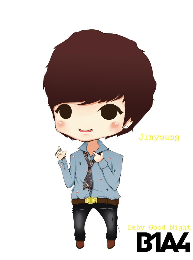 Baby Good Night - Jinyoung by  B1a4 Gongchan Baby Goodnight