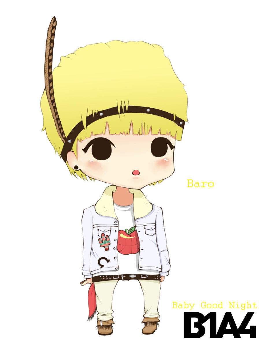 Baby Good Night - Baro by nday  B1a4 Gongchan Baby Goodnight