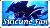 """Suicune Fan"" Stamp by KT-245"