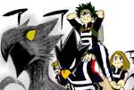 Boku no Hero Academia 27 | Caballeria Humana