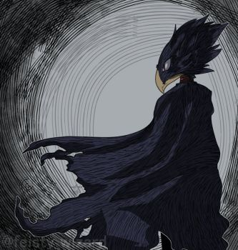 Top 10 Punto Medio Noticias | My Hero Academia Tokoyami X Reader