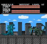Godzilla vs Otachi