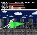Sprite Test: Zilla Jr vs Cloverfield