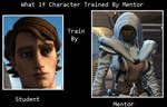 What If Anakin Was Trained By My Revan?