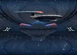 Custom Temporal Battlecruiser