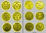 Voltron Power Coins