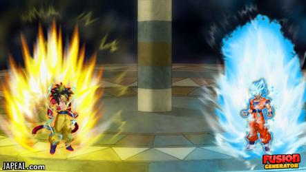 Two Gokus?!