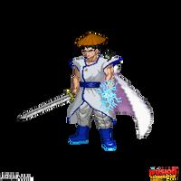 Thunderstudent: The student of Raiden