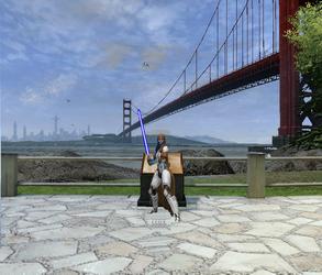 Golden Gate Jedi
