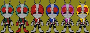Kamen Sentai Riderranger