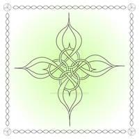 Artober: Elfish Celtic Design