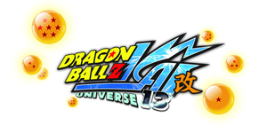 DBZ Kai Universe 13 logo by ruga-rell