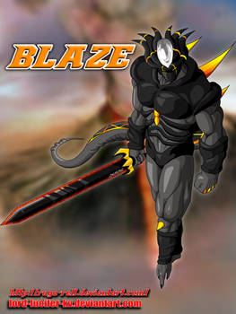 Blaze by ruga-rell