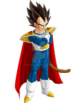Vegeta U-13 Colored