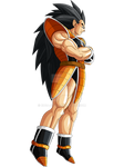 Raditz U-13 Colored