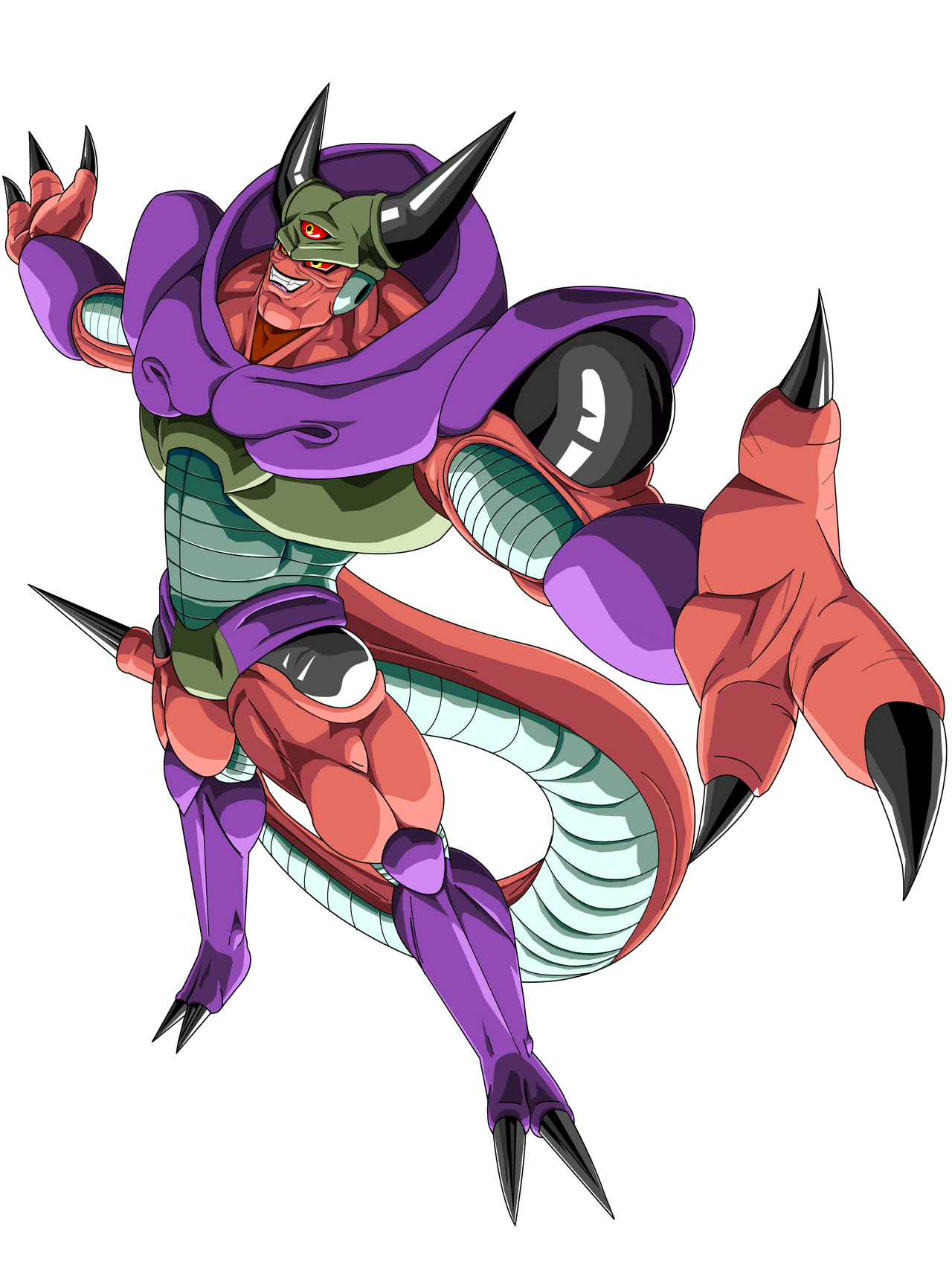 OZOTTO The Super Monster by ruga-rell on DeviantArt