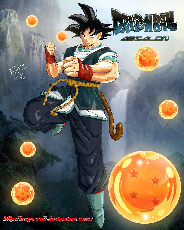 Dragon Ball Absalon Dublado HD