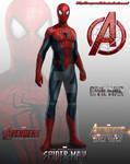Spider-man MCU design
