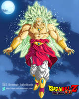 Godbroly by ruga-rell