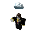 My Roblox character
