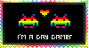 Gay Gamers' Guild Stamp by Prince-Hip
