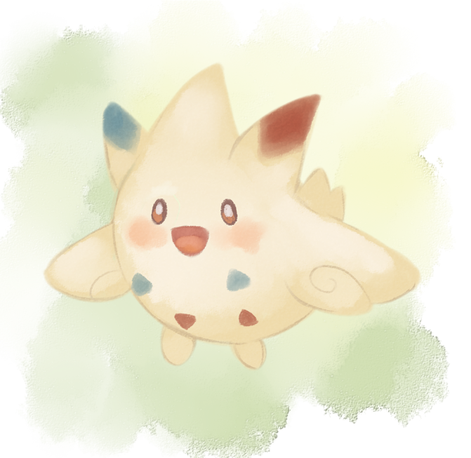 Another Togekiss by Joltik92