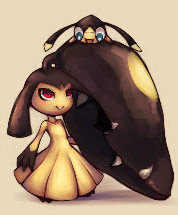 Big Sis by Joltik92