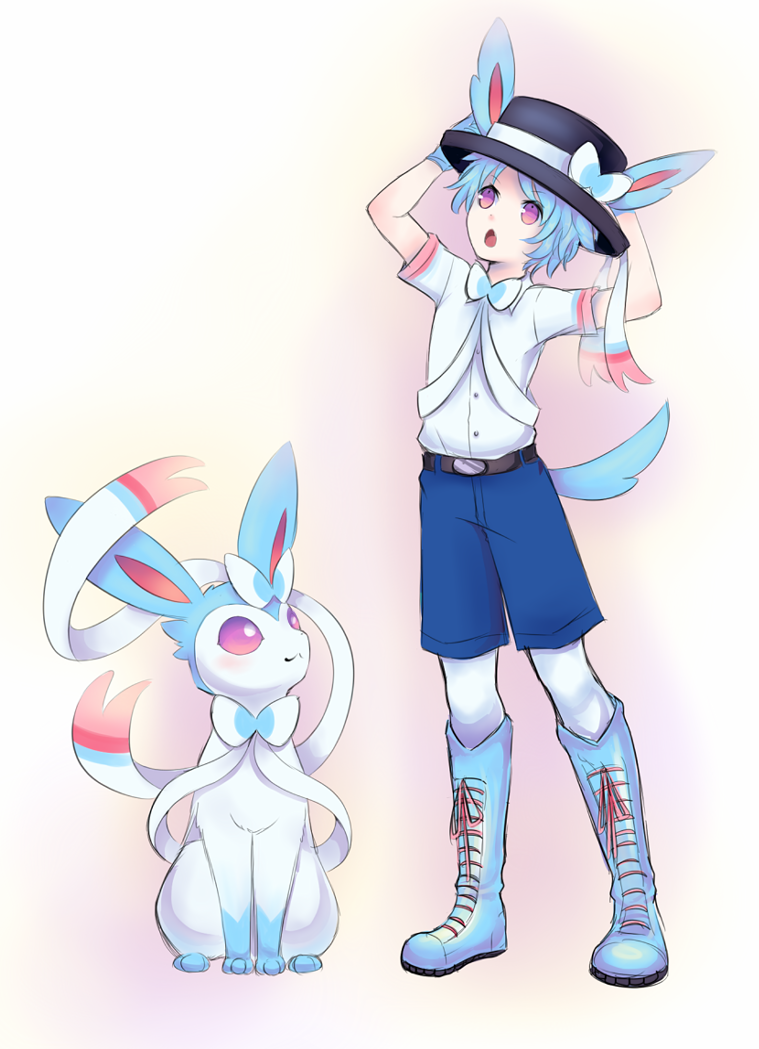 Shiny things doodle by Joltik92