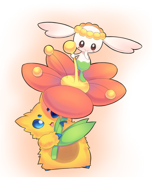 Spiders and Fairies by Joltik92
