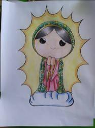 Virgin Marry by Dj-Gamer