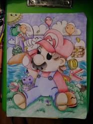 Mario by Dj-Gamer