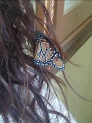 Monarch butterfly by Dj-Gamer