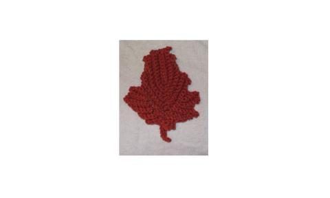Maple Leaf by Kittywriter