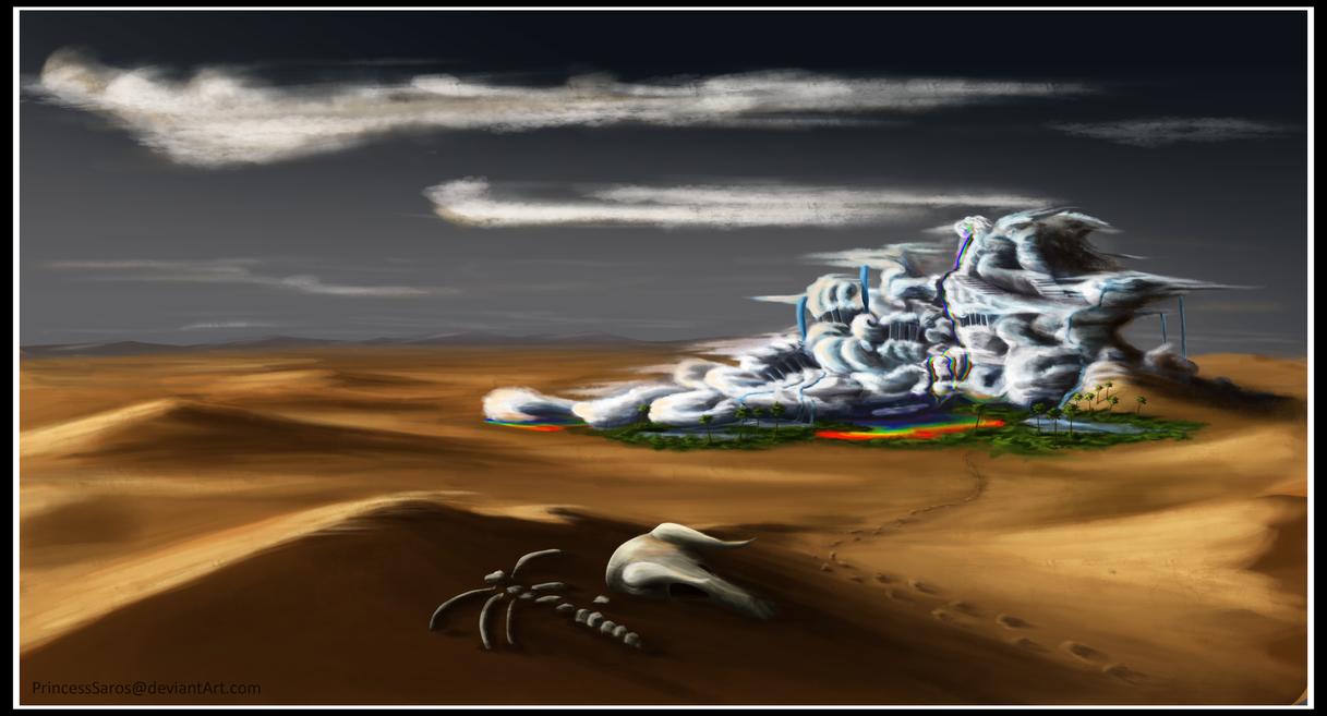 Desolace by PrincessSaros