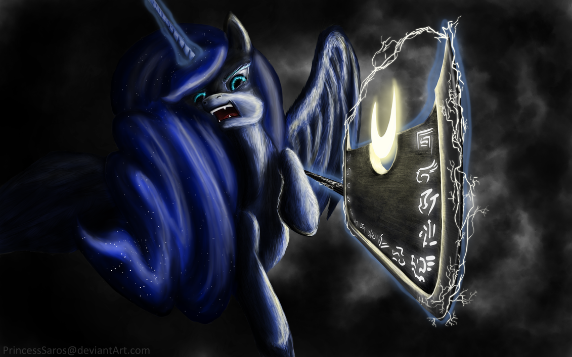 Hati, The Moon-Hunter by PrincessSaros