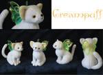 Creampuff by WhimzicalWhizkerz