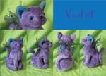 Violet by WhimzicalWhizkerz