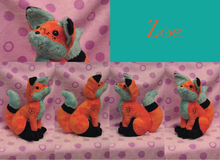 Zoe by WhimzicalWhizkerz