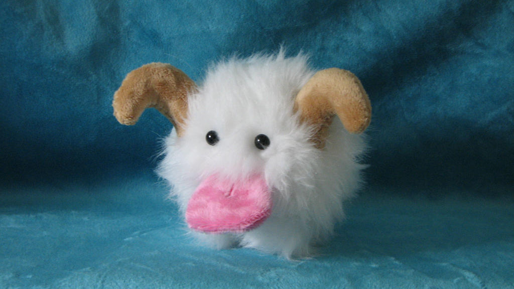Poro from League of Legends by WhimzicalWhizkerz