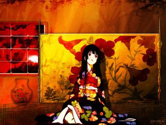 Red Moon by greatyu