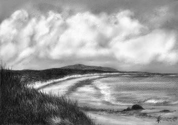 Beach by GersifGalsana