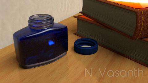 Blender Animation by vasanthbfa