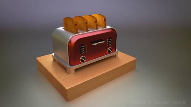 Beard Toaster by vasanthbfa