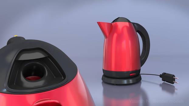 Water Heater by vasanthbfa