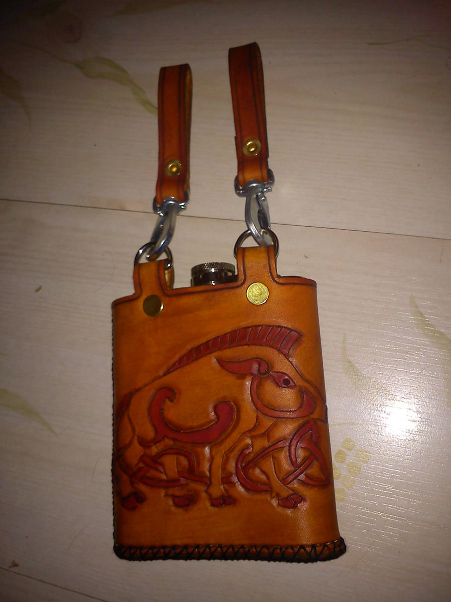 Leather carvings by zarganath on deviantart