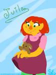 Julia Doodle