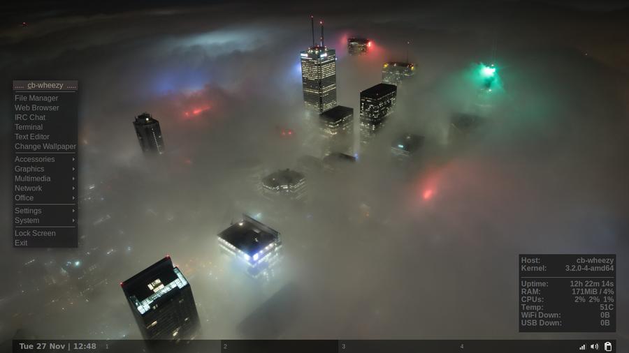 Night-Fog-Toranto Waldorf 20121015 by vrkalak