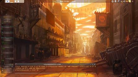 Debian-Sid -- Oct.2014