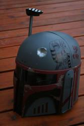 Mandalore Helmet by HangingLeaf